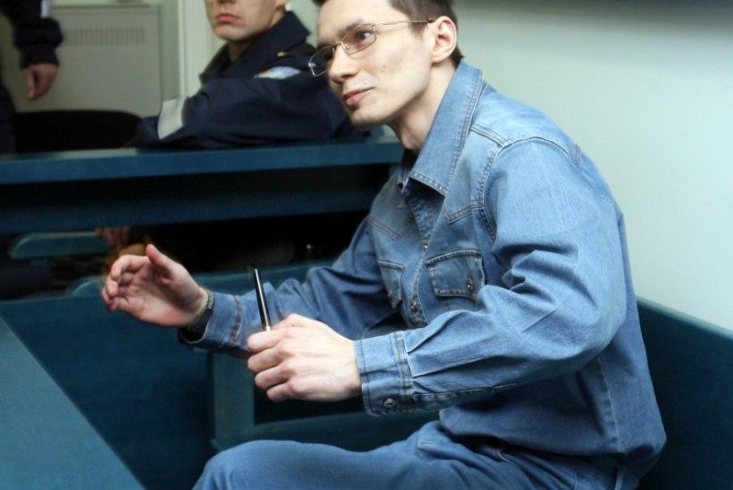 Sarimõrvar Ustimenko astub vanglakuritegude eest kohtu ette