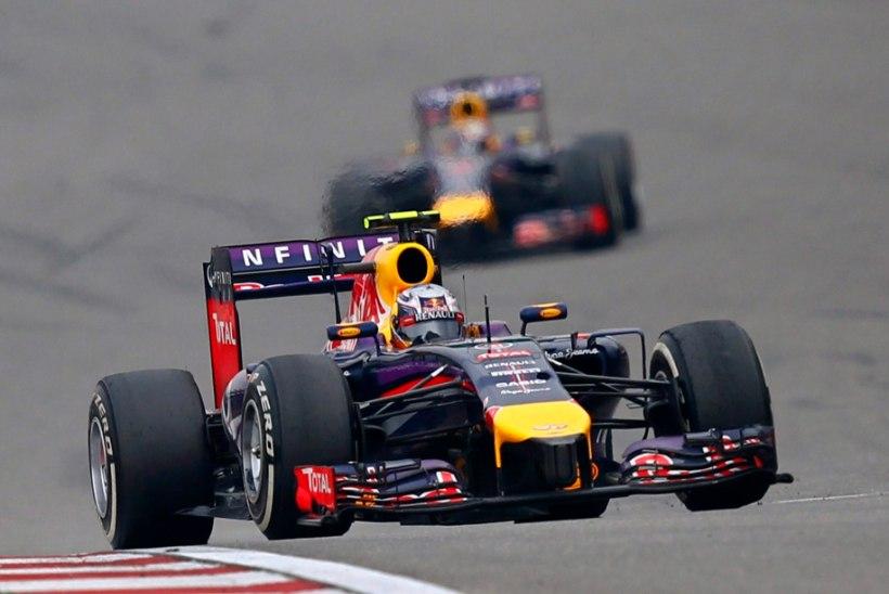Kaua kannatab Sebastian Vettel number kahe rolli?