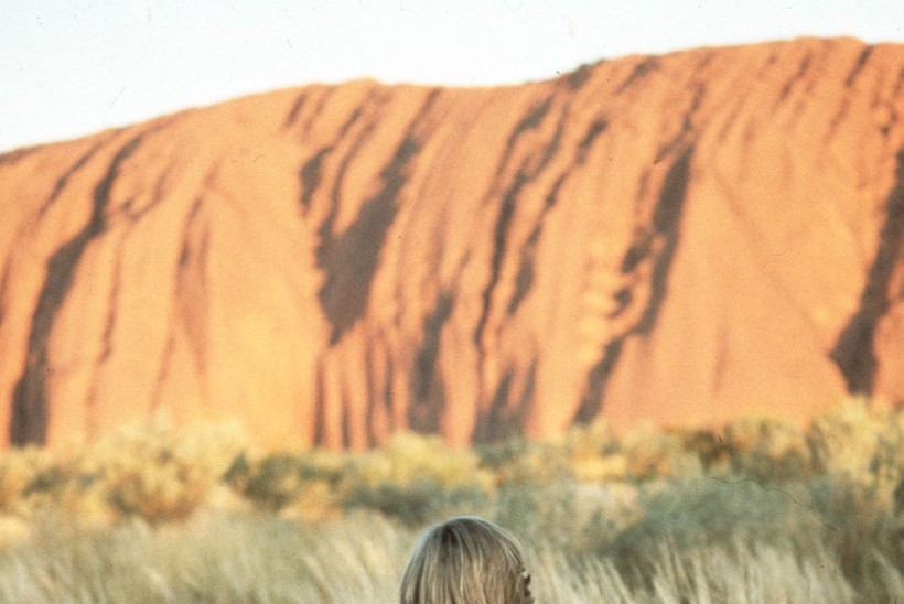 GALERII: Catherine ja William käisid Austraalia südames - paar külastas Uluru aborigeene