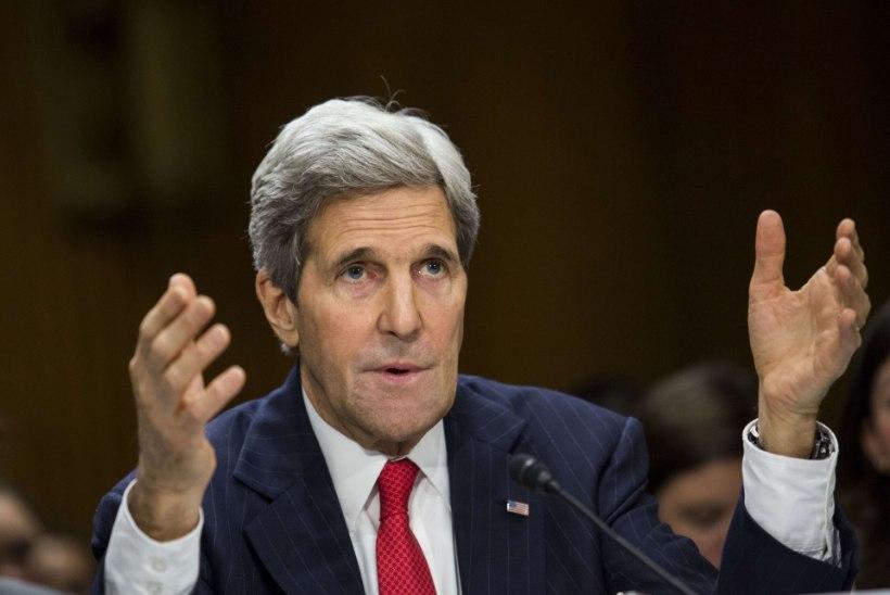 Kerry: külma sõja ajal oli lihtsam