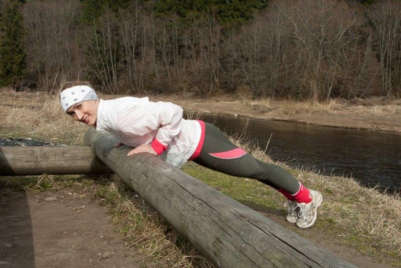 Liina Randpere: kihlvedu sõbranna või elukaaslasega motiveerib trenni tegema
