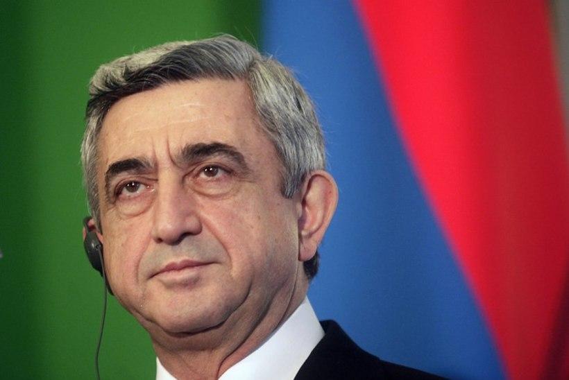 Armeenia süüdistab endiselt Türgit