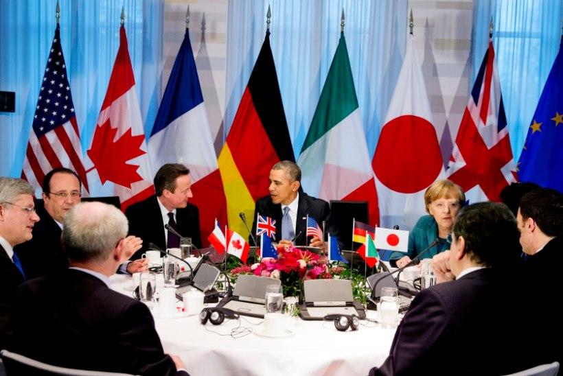 G7 OTSUSTAS: Venemaad ootavad uued sanktsioonid
