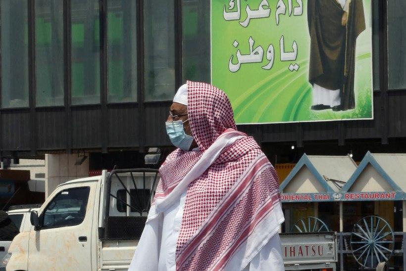 Saudi Araabias suri veel kaheksa inimest surmavasse viirusesse