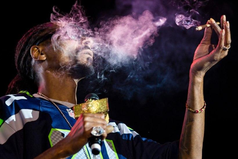 "VIDEO: Räpistaar Snoop Doggi ""tervitus"" Clippersi omanikule"