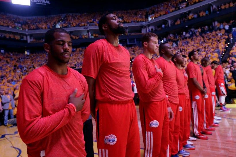 NBA mängijad nõuavad rassistlikule klubijuhile saalikeeldu ja maksimumkaristust