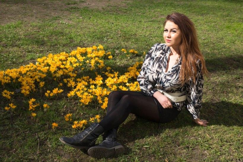 Elina Born teeb näitlejadebüüdi: küll see ajapikku välja hakkab tulema!