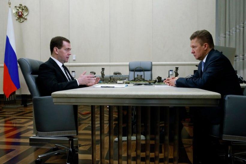 Venemaa otsustas veelgi tõsta Ukrainale müüdava gaasi hinda