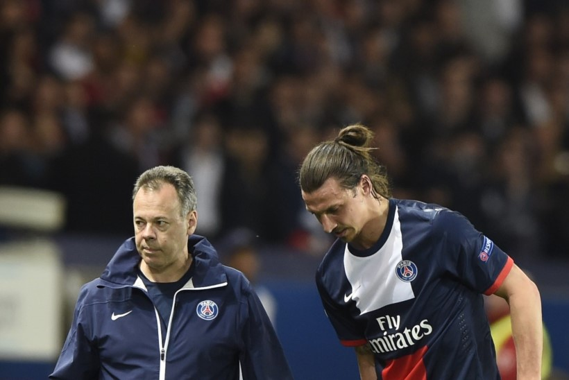 Kardetu sai teoks: Zlatan jätab vigastuse tõttu otsustava matši vahele