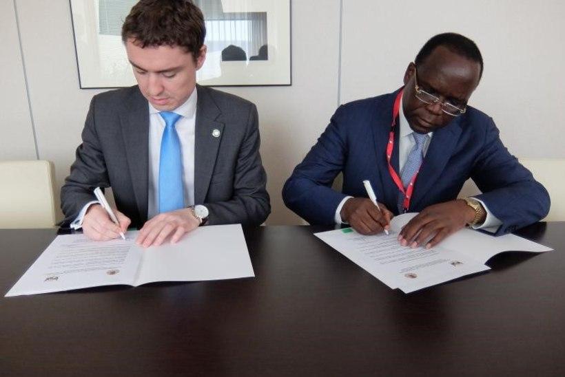 Eesti sõlmis diplomaatilised suhted Kesk-Aafrika Vabariigiga