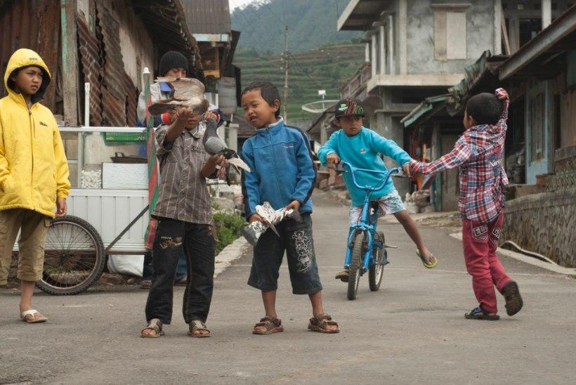 Tuviralli, mis see on? Loomulikult popp sport Indoneesias!