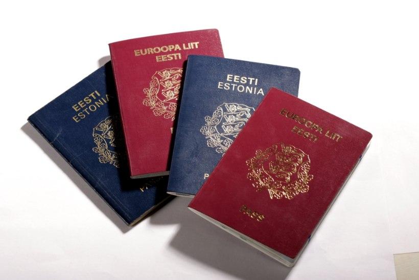 4 moodust, kuidas passi turvaliselt hoida