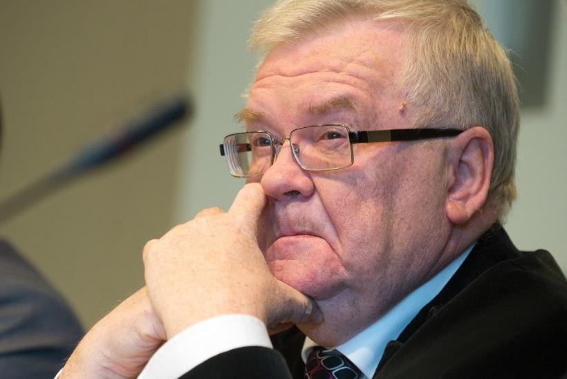 """Europarlamendi esinumber Savisaar: """"Võrreldes Kelami ja Lauristiniga olen ma aastatelt poisike."""""""