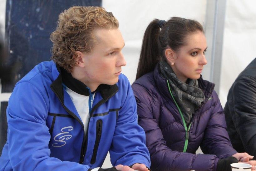 Eesti paarissõitjad läksid lahku, Zabijako tahab Venemaad esindada
