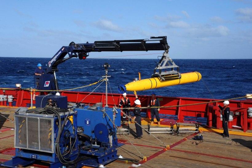 Austraalia alus saadab India ookeani põhja lennukit otsima allveelaeva