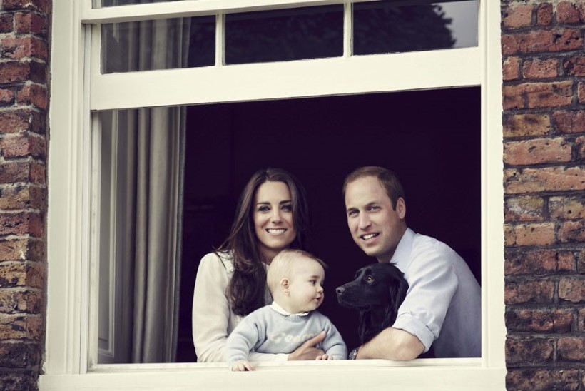 GALERII: Euroopa kuninglike perede väiksed printsid ja printsessid