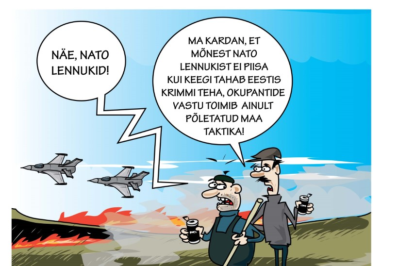 Tiit Made | Mõnest NATO lennukist ei piisa