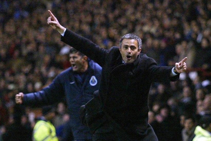 Märtsijänes Mourinho jookseb võidult võidule