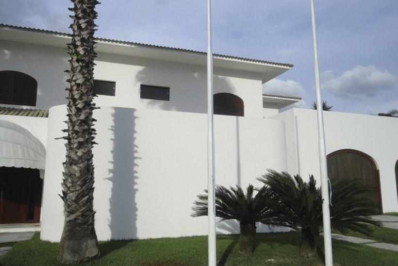 Brasiilias on Eesti saatkonnale üürimaja leitud