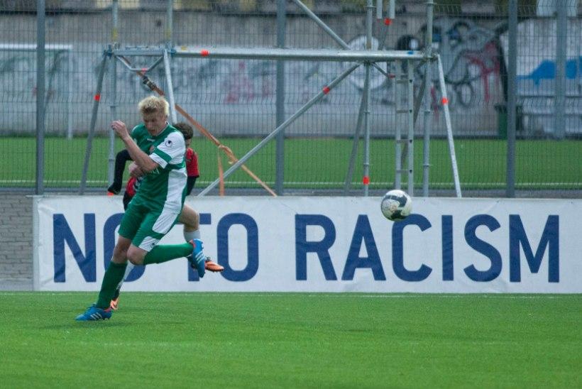 GALERII: TARTU PIDUTSEB: kolmandal liigatasemel mängiv Santos pääses karikafinaali ja Euroopa liigasse!