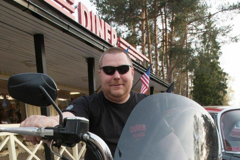 GALERII: Tallinnas avas uksed ehtne Ameerika diner