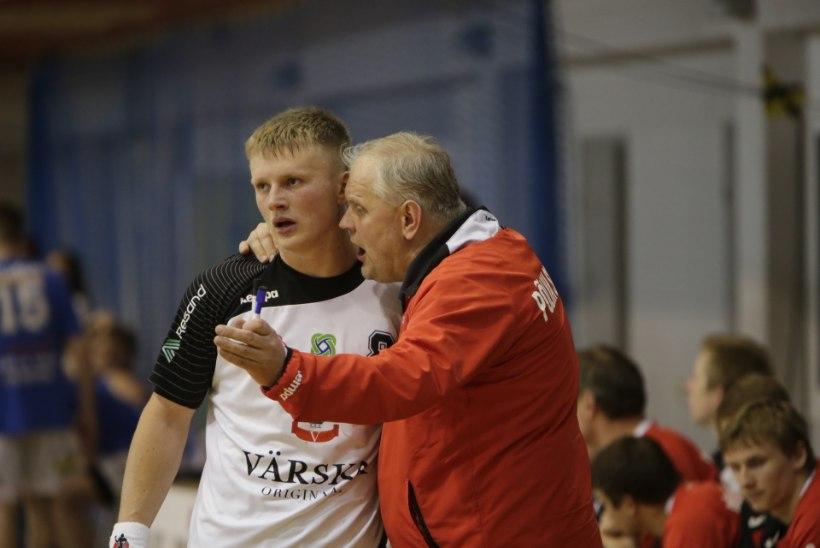 Serviti peatreener Kalmer Musting: täna oli Kehra parem, pole midagi öelda