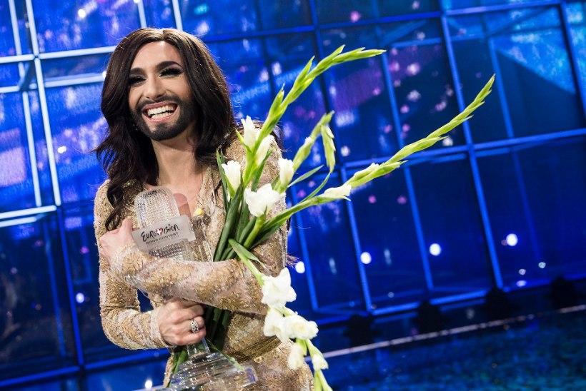 """Eurovisioni võitja Conchita Wurst: """"Euroopa näitas, et oleme üks liit, kus on tolerantsus ja austus. See on küll väga imal, aga me oleme üks!"""""""