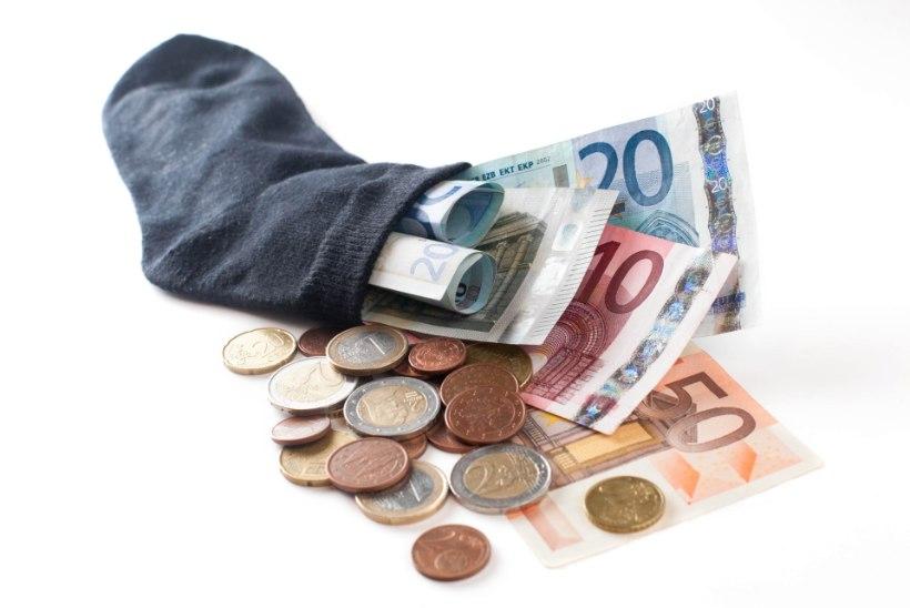 VALUS KUKKUMINE: Eesti majandus kahanes 1,9 protsenti