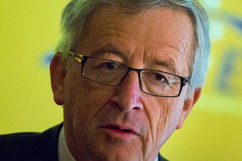 Juncker: Ukraina ei pääse EL-i enne 10-15 aastat
