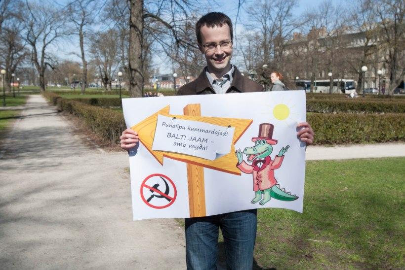 Euroduell | Jevgeni Krištafovitš: hakkan Tatjana Ždanoka, Yana Toomi või Mihhail Stalnuhhini üritustel vastupropagandat tegema
