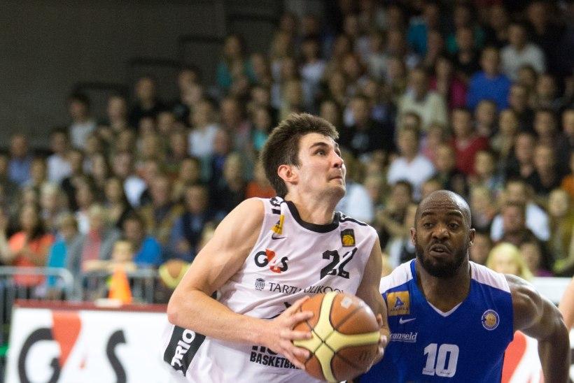 VIDEO: Tanel Kurbas: Poleks pallikaotusi teinud, suutnuks võrdselt mängida