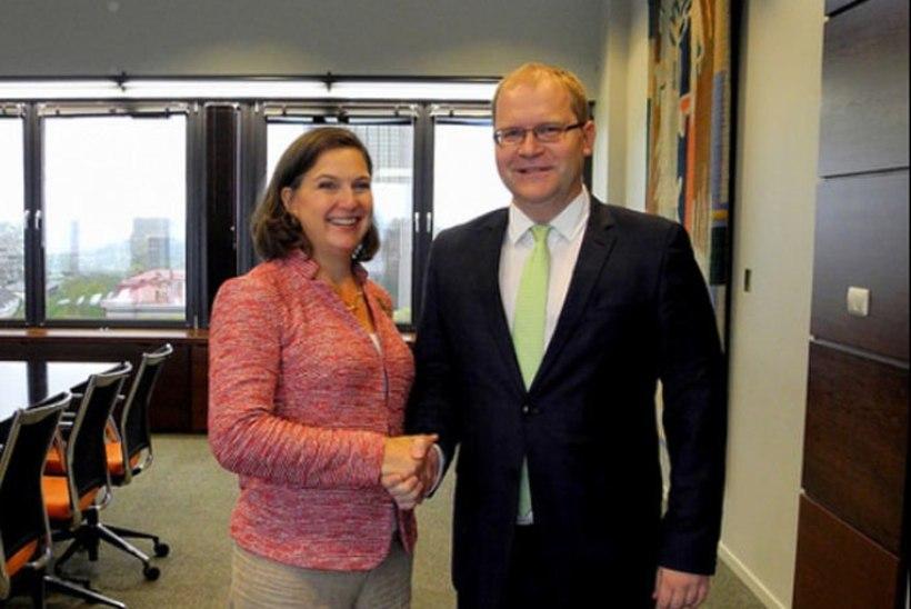 Välisminister Urmas Paet: USA on Euroopale olulisim partner