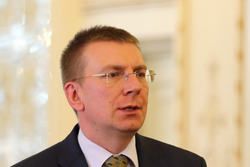 Läti välisminister avaldas kahetsust NATO meremeeste vigasaamise üle