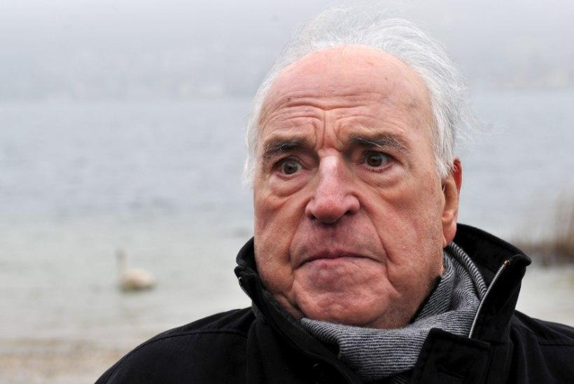 Helmut Kohl: Euroopa on sõja ja rahu küsimus