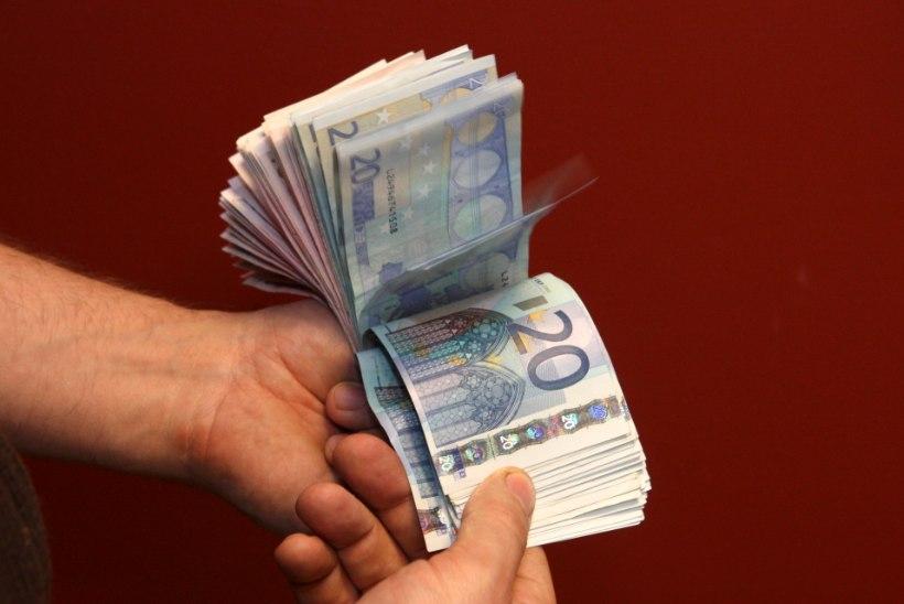 Maksu- ja tolliamet: tänavu deklareeris Eestis oma tulu vaid kolm euromiljonäri