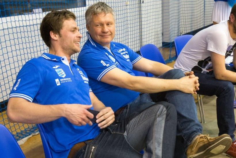 Risto Lepp | Treenerina võita on sama magus kui mängijana