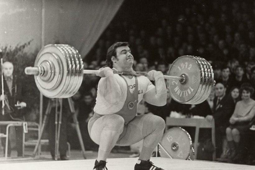 Jaan Talts suutnuks võita ka kolmanda Olümpiamedali
