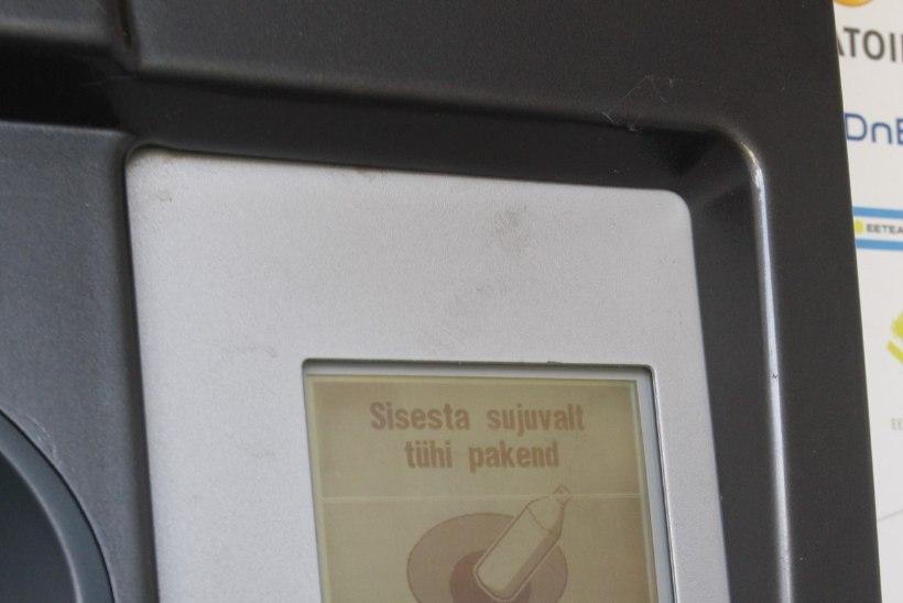 Inimesed on pakendiautomaatide kaudu lastele annetanud üle 200 000 euro
