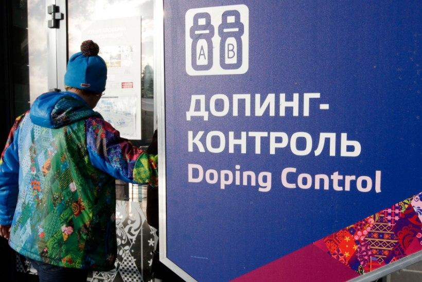 Venelaste imegaas kanti keelatud ainete nimekirja