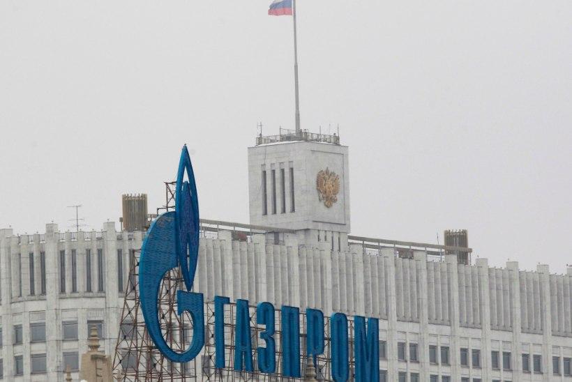 Venemaa ja Hiina kirjutasid gaasileppele siiski alla