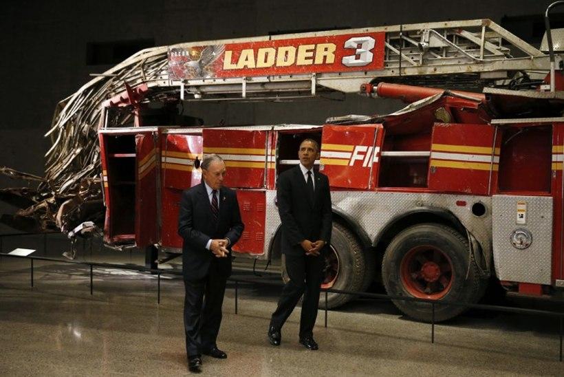 New Yorgis uksed avanud 9/11 memoriaalmuuseum kütab kirgi