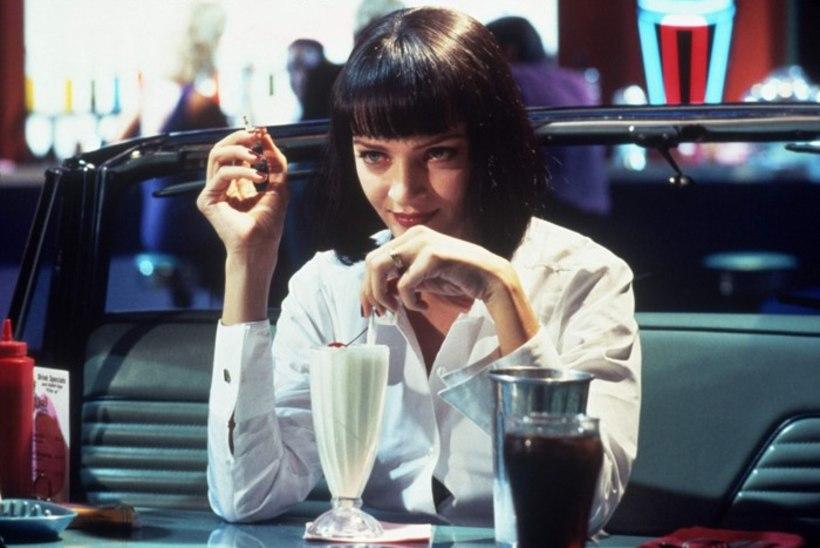 """""""Pulp Fiction"""" raputas Hollywoodi alustalasid"""