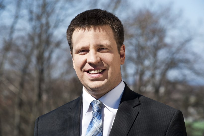 Jüri Ratas: esmane eesmärk on euroopaliku heaolu Eestisse toomine