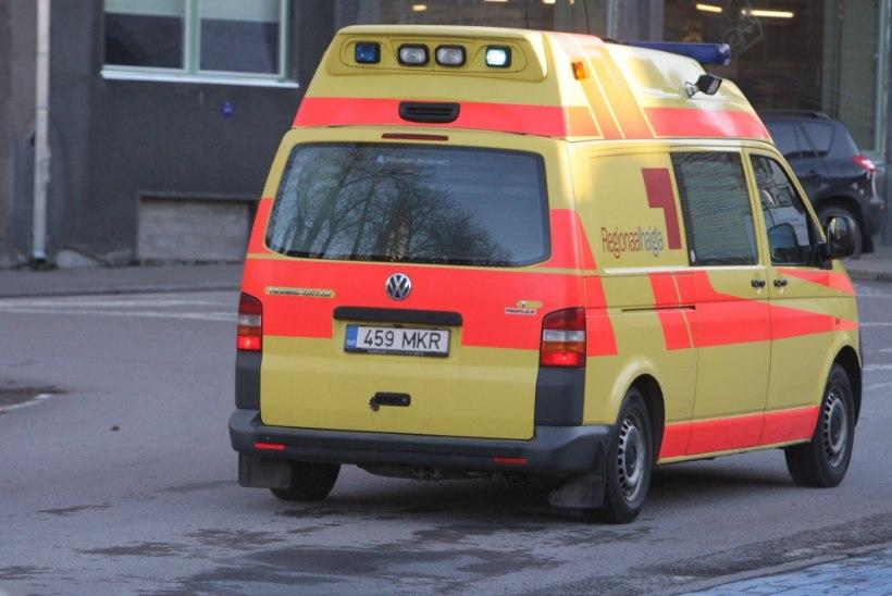 Tallinna kiirabi saab lisaeelarvest miljon eurot