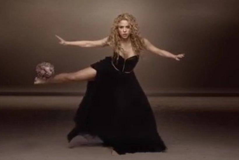 VAATA SEDA: Shakira MM-laulule tehti vinge video