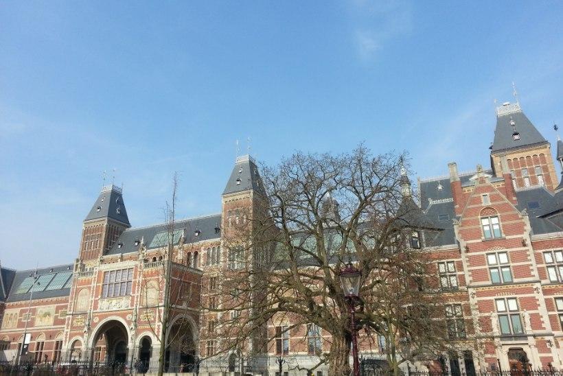 Tudengina Hollandis: kulus kolm käiku Rijksmuseumisse, et kõik ära näha