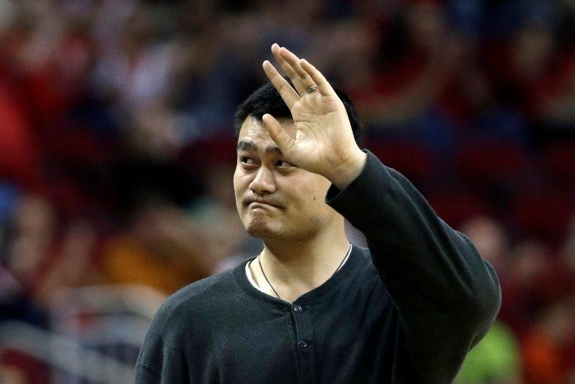 Yao Ming võib osta skandaalse Clippersi?