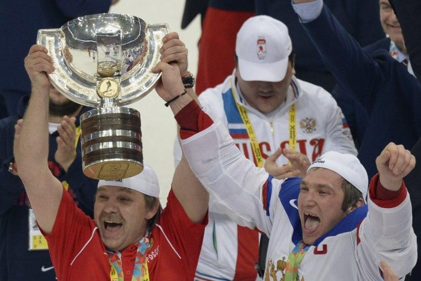Rootsi ajaleht: Venemaa võitis MM-tiitli sohiga