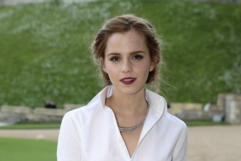 Emma Watsonil ülikool läbi