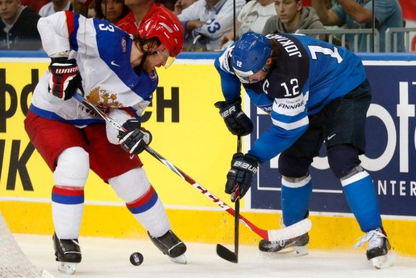 Soome leer MM-finaalis halva partii teinud kohtunike peale tige
